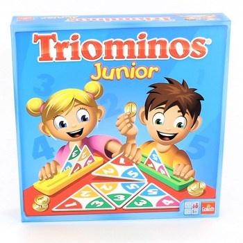 Společenská hra Goliath Triominos Junior