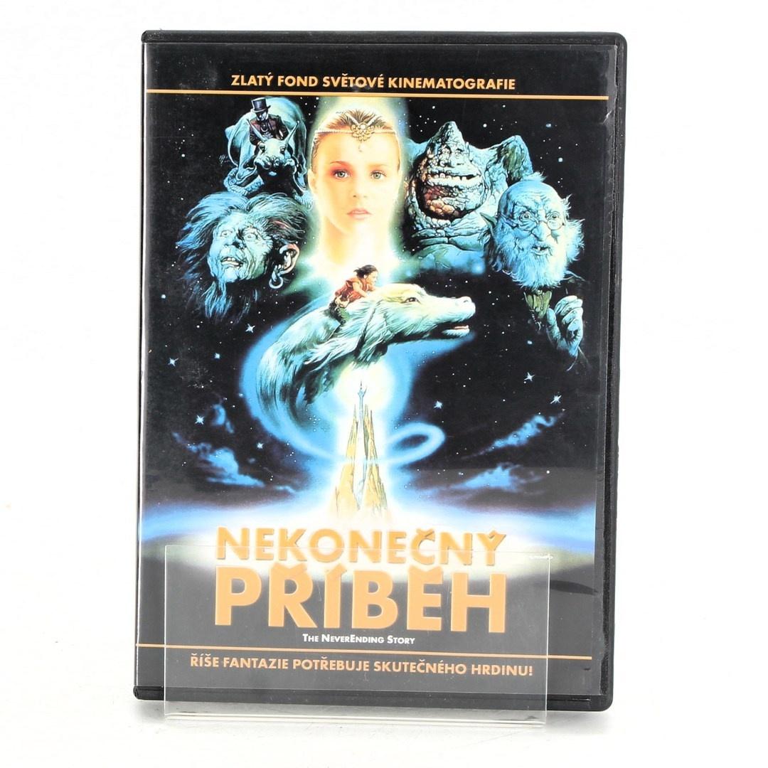 DVD film Nekonečný příběh