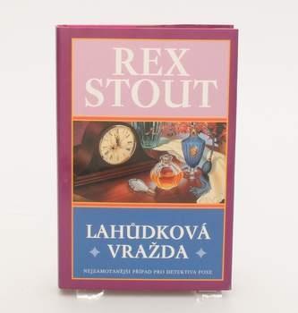 Kniha Lahůdková vražda - Rex Stout