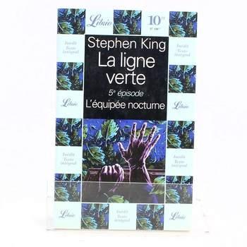 Kniha La ligne verte 5.epizoda