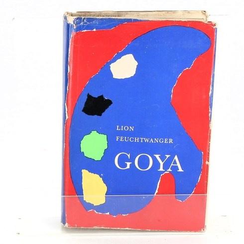 Kniha Lion Feuchtwanger : Goya