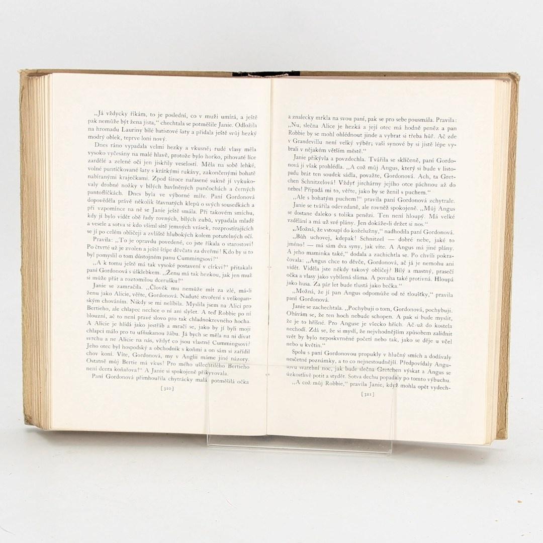 Kniha Taylor Caldwellová: Rozlehlý dům