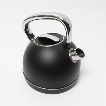 Rychlovarná konvice Arendo 1.7 l černá