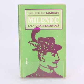 Kniha Milenec lady Chatterleyové