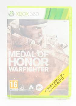 Hra na XBOX 360 - Medal of Honor Warfight