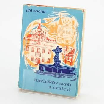 Kniha Havlíčkův Brod a staletí Jiří Sochr