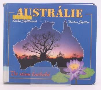 Kniha Ing. Lenka Špillarová: Austrálie