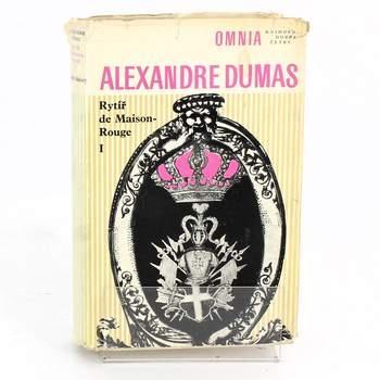 Alexandre Dumas, st.: Rytíř de Maison-Rouge I.