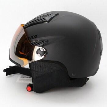 Lyžařská unisex helma Uvex S566236