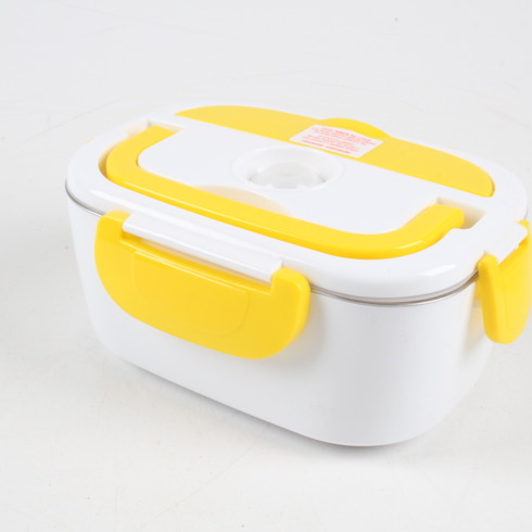 Elektrický lunch box Amarillo Inox Spice