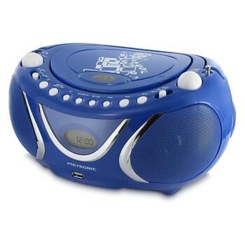 Rádio s CD přehrávačem Metronic Rádio s CD