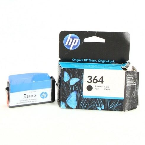 Inkoustová cartridge HP CB316EE 364 černá