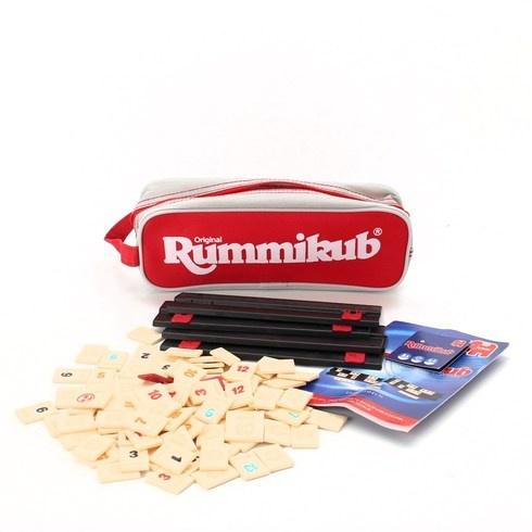 Stolní hra Jumbo Rummikub v pouzdře