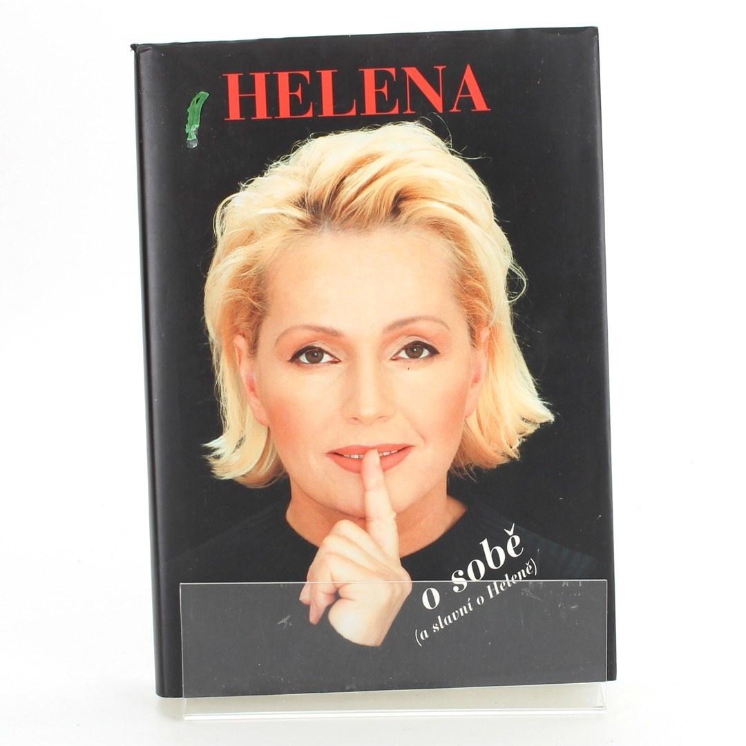 Historická kniha Helena o sobě (a slavní..