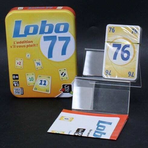 Karetní hra Amigo LOBO 77
