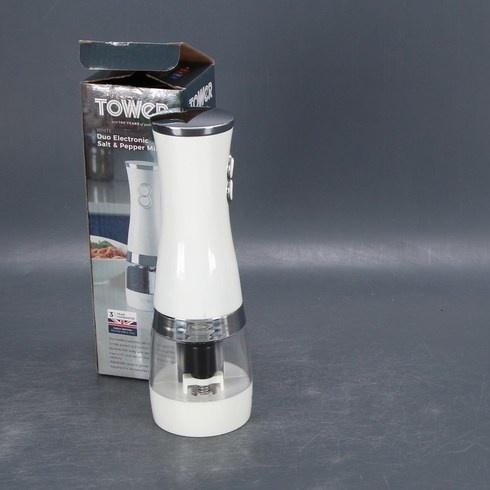 Mlýnek na koření Tower T847004W duo