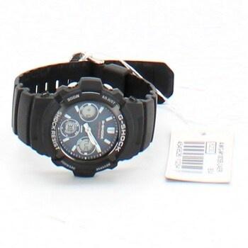 Solární a radiové hodinky Casio G-Shock