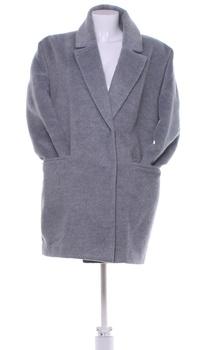 Dámský kabát Reserved šedý