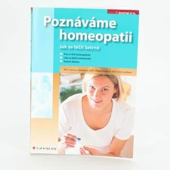 Kniha GRADA Publishing Poznáváme homeopatii