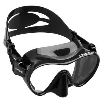 Potápěčské brýle Cressi černé