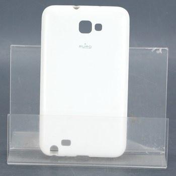 Ochranný kryt Puro Samsung Galaxy Note bílý