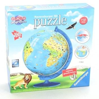 3D Puzzle Ravensburger Dětský globus