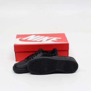 Pánské polobotky Nike kožemé