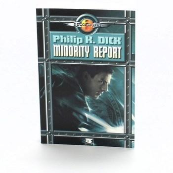 Kniha Minority Report- Philip K. Dick