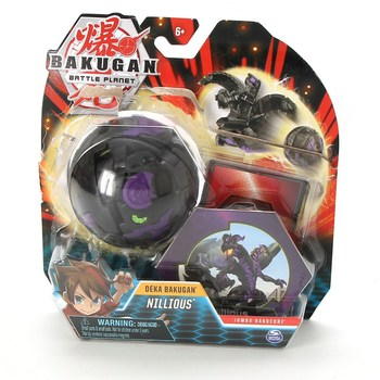 Figurka Bakugan 6055015 Deka-Nillious