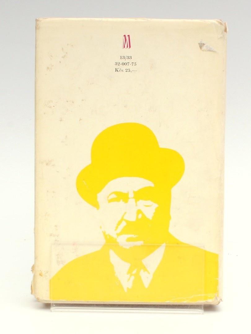Kniha Jaroslav Marvan: Nejen o sobě