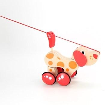 Dřevěná hračka pejska Hape