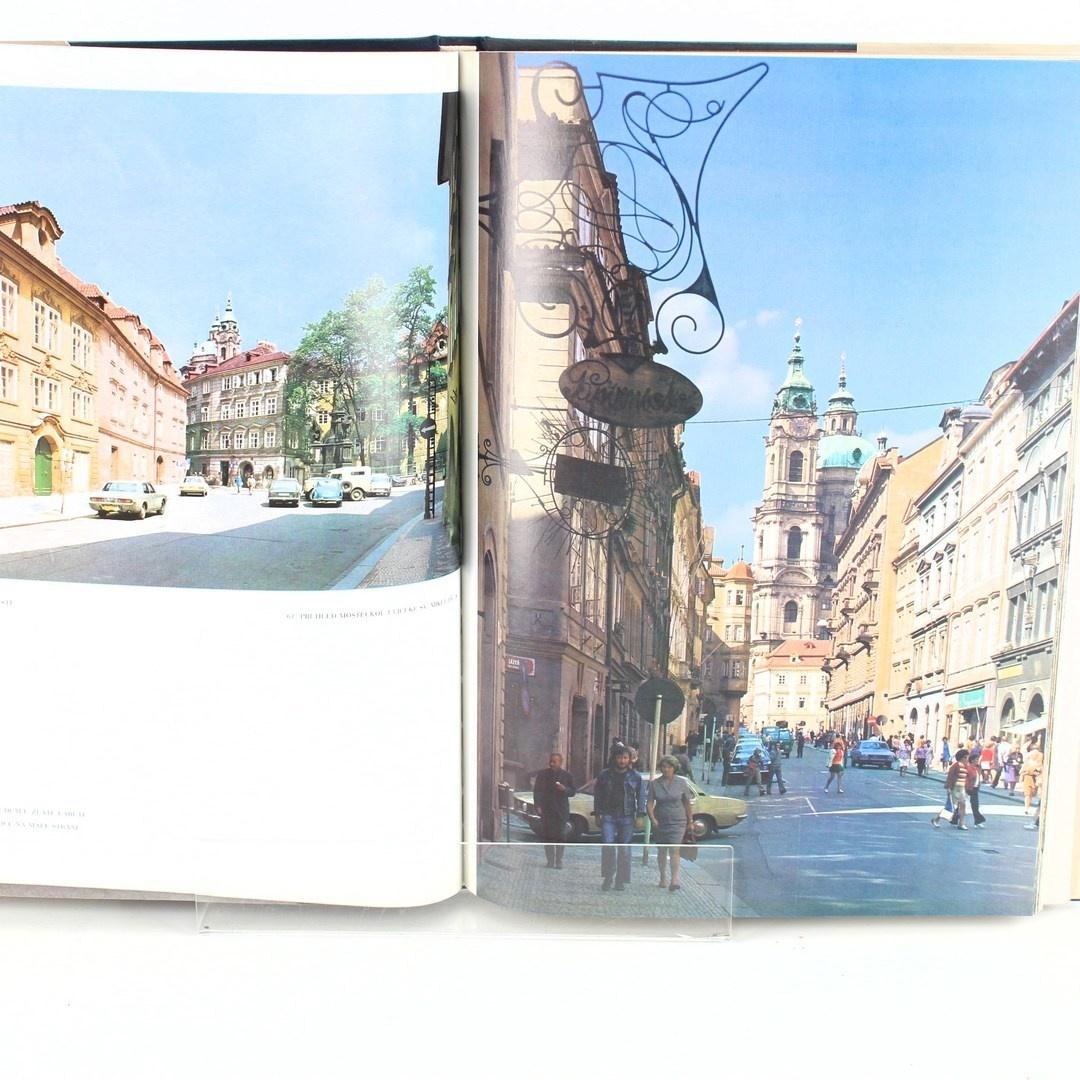 Kniha Praha, Josef Ehm