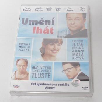 DVD film Umění lhát 2009 CZ