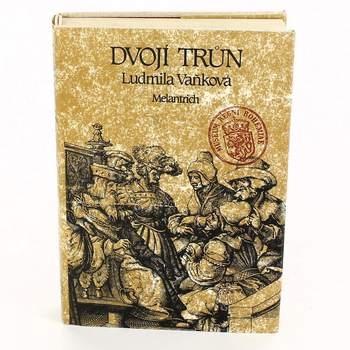 Kniha Dvojí trůn