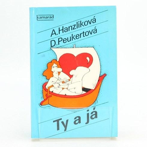 Kniha Ty a já A. Hanzlíková