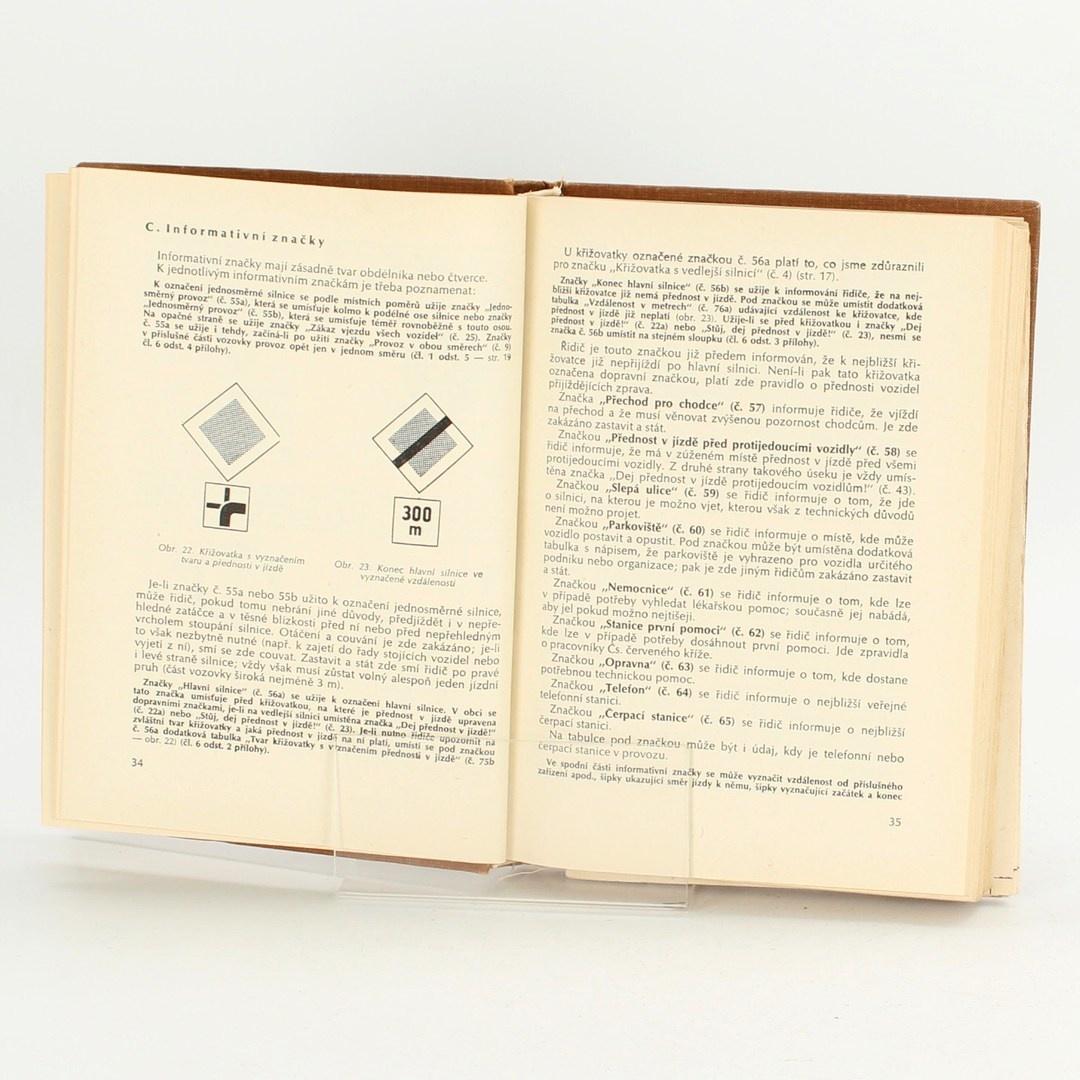 Kniha Zkušební testy a vyhláška č. 80