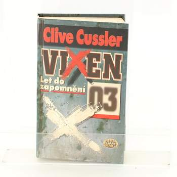Kniha Vixen- Let do zapomnění