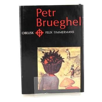 Kniha Petr Brueghel / Obelisk