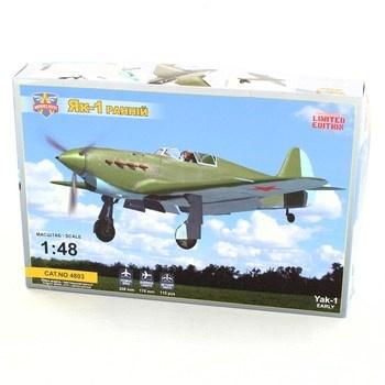 Model letadla Modelsvit 4803 Yak-1