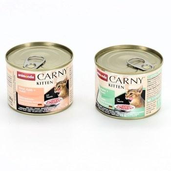 Konzervy pro koťata Animonda Carny Kitten