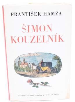 Kniha František Hamza: Šimon kouzelník