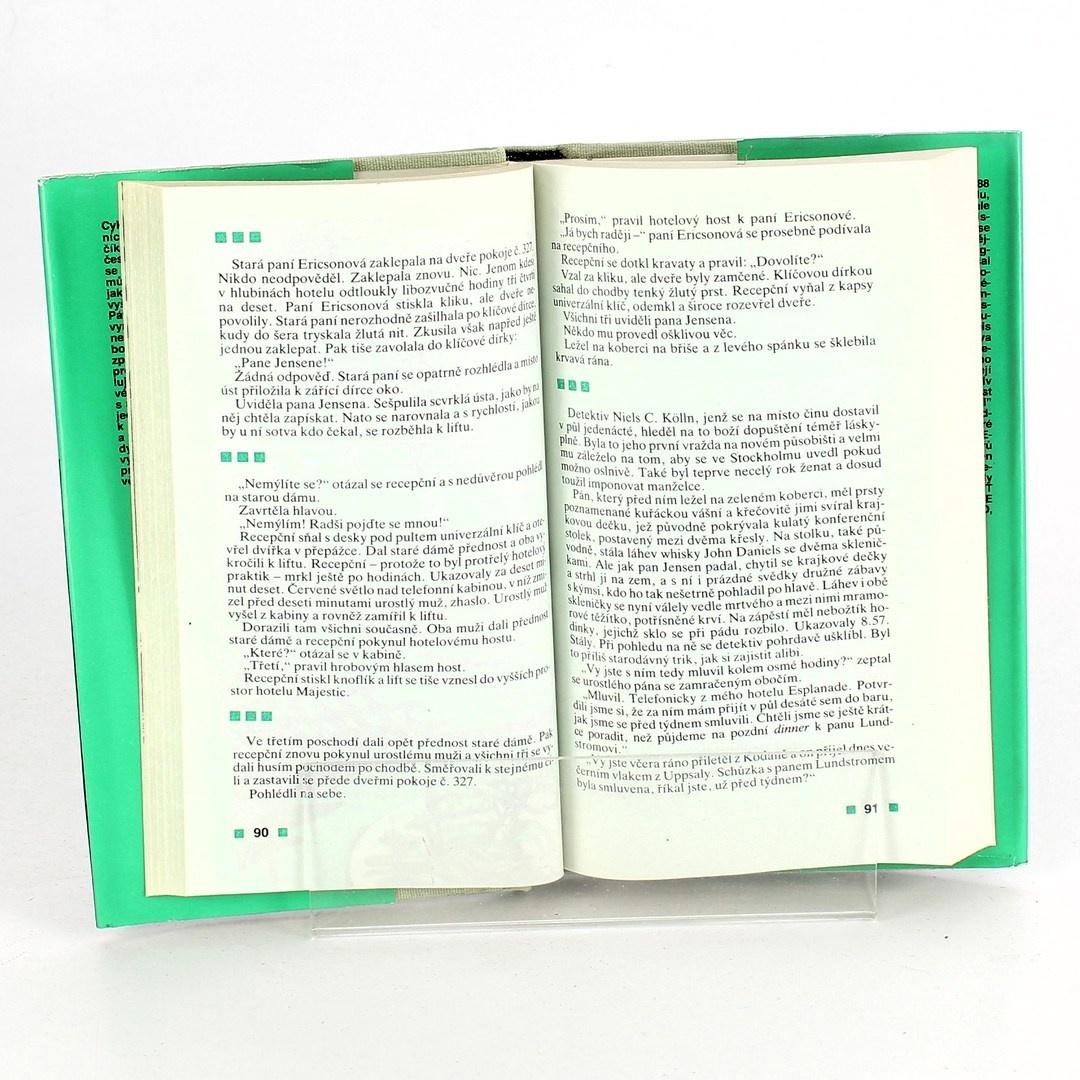 Kniha Hříchy pro pátera Knoxe