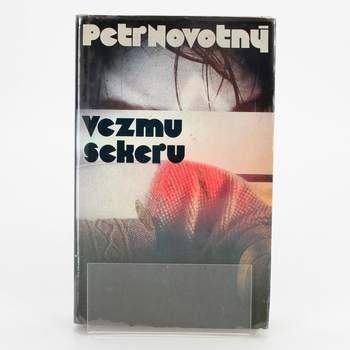 Kniha Vezmu sekeru Petr Novotný