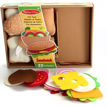 Sandwich Melissa & Doug 13954