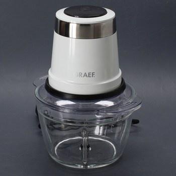 Elektrický sekáček Graef CH501EU bílý 500 W