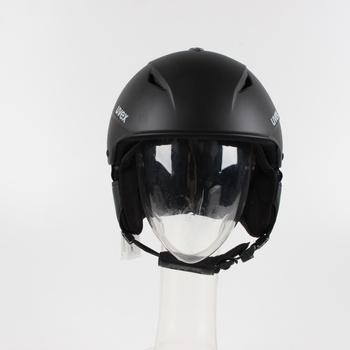 Lyžařská helma Uvex černá