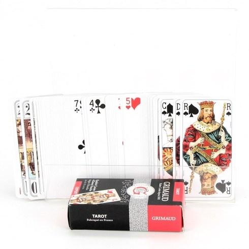 Tarotové karty Grimaud Expert