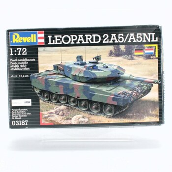 Model tanku Revell 03187 Leopard 2A5 / A5NL