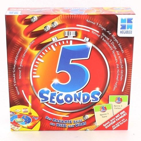 Hra Megableu 5 secondes verze Nomade 678120