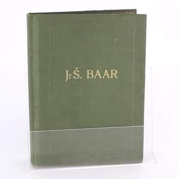Kniha Báby a dědkové Jindřich Šimon Baar